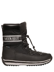Moon Boot Lem Waterproof Nylon Snow Boots