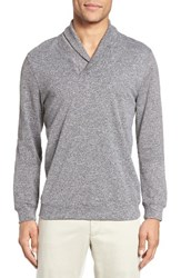 Zachary Prell Men's Flatwoods Shawl Collar Pullover