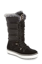 Santana Canada Women's 'Mackenzie' Faux Fur Waterproof Boot