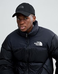 The North Face 66 Classic Hat In Black Black