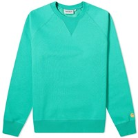 Carhartt Wip Chase Sweat Green