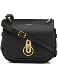 Mulberry Amberley Satchel Small Black