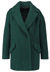 Banana Republic Short Coat Green