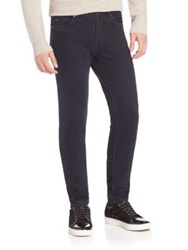 J. Lindeberg Damien Cotton Blend Jeans Blue Black