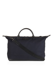 Want Les Essentiels Hartsfield Canvas And Leather Tote