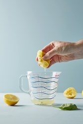Anthropologie Upstream Measuring Cup Clear
