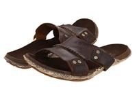 Cushe Manuka Slide Old Brown Men's Sandals Tan