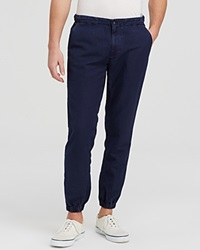 Ag Adriano Goldschmied Jeans Rover Slim Fit Joggers In Sulfure Night Eclipse