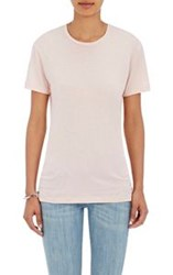Barneys New York Crewneck T Shirt Pink
