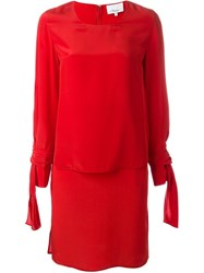 3.1 Phillip Lim Longsleeved Layered Dress