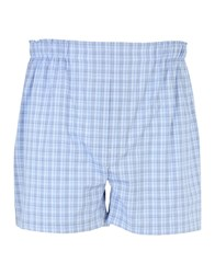Brooks Brothers Boxers Sky Blue