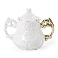 Seletti I Wares Sugar Bowl Gold