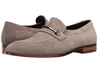Hugo Boss Dress Appeal Loafer By Medium Grey Men's Shoes Gray