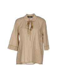 Twin Set Simona Barbieri Shirts Blouses Women