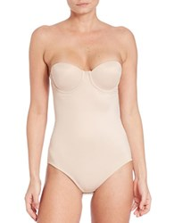 Miraclesuit Strapless Bodybrief Cupid Nude