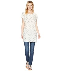 Fig Clothing Nel Tunic Ginkgo Off White