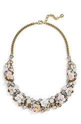 Baublebar Women's Olivia Collar Necklace White
