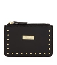 Harrods Larch Studded Coin Purse Black