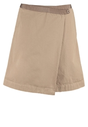 Marc O'polo Wrap Skirt Classical Camel