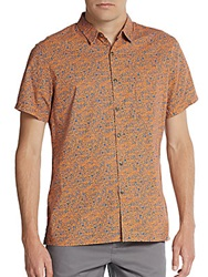 Life After Denim That 70S Printed Cotton Sportshirt Multi