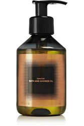 Tom Dixon London Bath And Shower Oil Colorless