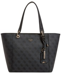 Guess Kamryn Extra Large Tote Coal