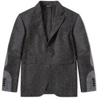Barbour Welwick Tailored Jacket Grey