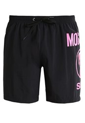 Moschino Swim Swimming Shorts Black