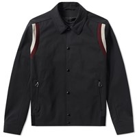 Lanvin Coach Jacket Black