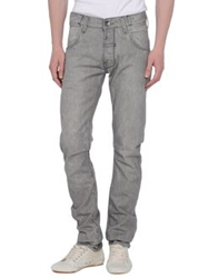 Zu Elements Denim Pants Grey