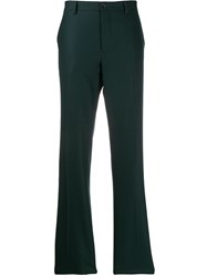Paul Smith Ps Tailored Straight Leg Trousers Green