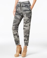 Chelsea Sky Camouflage Print Jogger Pants Only At Macy's Vintage Olive Branch