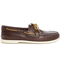 Sperry Ao 2 Eyes Brown Boat Shoes