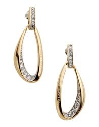 Ted Lapidus Earrings Gold