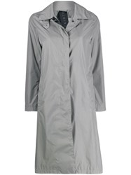 Mackintosh Buttoned Up Water Repellent Trench Coat 60