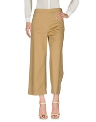 Anonyme Designers Casual Pants Sand