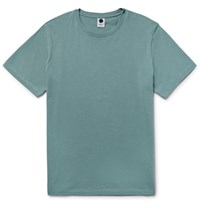 Nn.07 Nn07 Pima Cotton Jersey T Shirt Green