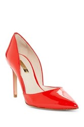 Louise Et Cie Hermosah Pump Wide Width Available Red