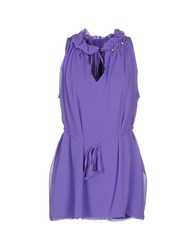Annarita N. Topwear Tops Women Purple