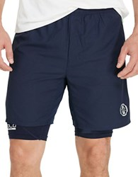 Polo Ralph Lauren Lined Athletic Shorts Navy