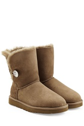 Ugg Australia Bailey Bling Boots With Swarovski Crystal Green