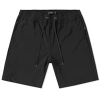 Onia Charles 7 Solid Swim Short Black
