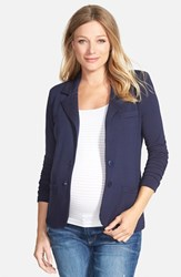 Women's Tart Maternity 'Essential' Maternity Blazer Peacoat