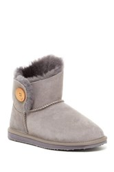 Emu Valery Genuine Sheep Fur Boot Gray