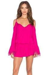 Vava By Joy Han Hannela Dress Fuchsia