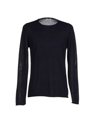 Officina 36 Knitwear Cardigans Men Dark Blue