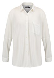 Earnest Sewn Mook Long Sleeved Top White