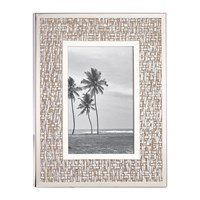 Kate Spade 'Picture Perfect' Photo Frame Silver 4X6
