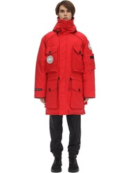 Canada Goose Juun.J Expedition Down Jacket Red