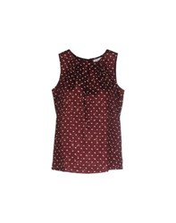 Anonyme Designers Topwear Tops Women Maroon